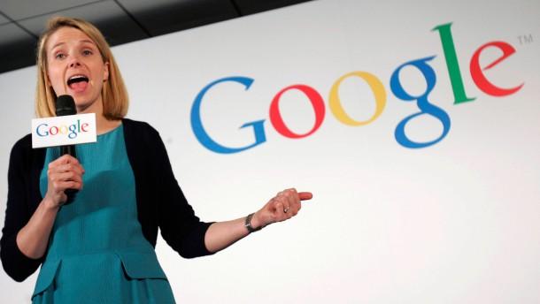 Neue Yahoo-Chefin kommt von Google
