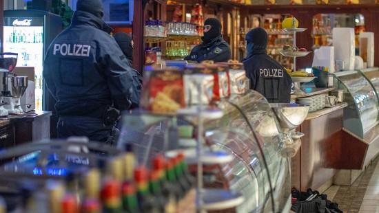 Schlag gegen Mafia in NRW