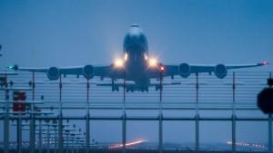 Selbst die Luftfahrt will weniger Inlandsflüge