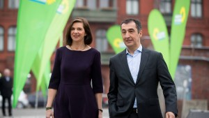 Grüne verschieben Bundesparteitag