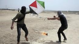 Palästinenser fordern Recht auf Rückkehr