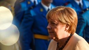 Merkel mahnt Fortschritte im EU-Beitrittsprozess von Westbalkan an