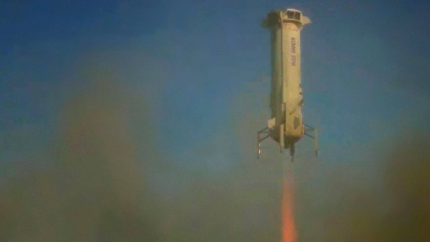 Nasa testet Mondlandungstechnologie