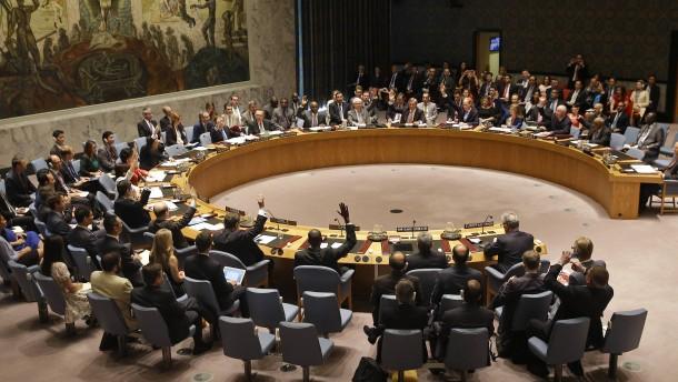 UN-Sicherheitsrat blockt Vorstoß zu Iran-Sanktionen ab