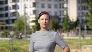 Tanja Wielgoß, Jahrgang 1972, lenkt als Vorstandsvorsitzende die Vattenfall Wärme Berlin AG.