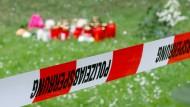 Viersen: Gedenkstätte in der Nähe des Tatorts