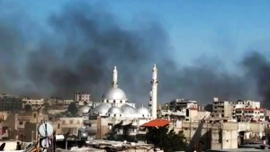 Syrien-Erklärung einstimmig verabschiedet