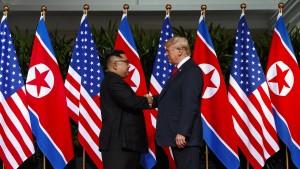 Kim droht Trump mit Ende der Entspannungspolitik