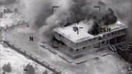 IS trotz Luftangriffen auf dem Vormarsch