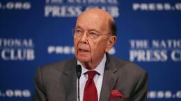 Amerikas Handelsminister soll mit China verhandeln