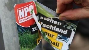 Länder wollen NPD-Verbotsverfahren