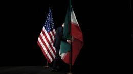Neue Sanktionsrunde gegen den Iran