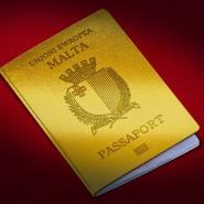 Ein Reisepass aus Malta (hier von unserem Illustrator verfremdet) ist manchen Investoren viel Geld wert.