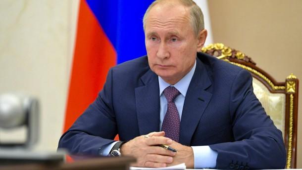 """Putin bietet Trump """"New Start""""-Verlängerung an"""