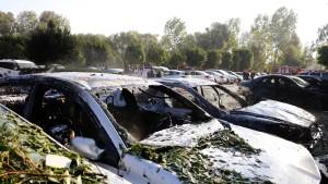 Mehrere Verletzte bei Explosion in Antalya