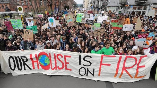 Das Klima droht, das Land zu spalten