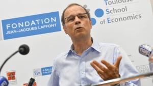 Ein Angriff auf französische Finanzmärkte ist möglich