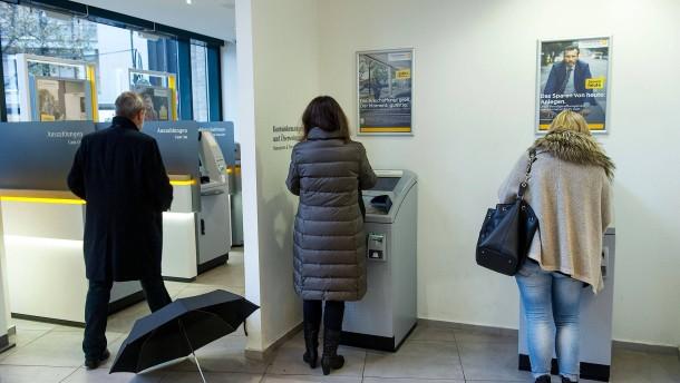 Deutsche sparen mehr über Wertpapiere