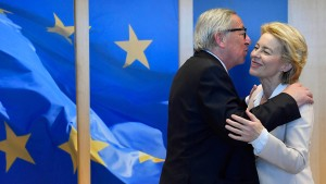 Eine neue Ära in Brüssel
