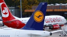 Aus Air Berlin wird Lufthansa