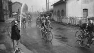 Abkühlung der Gladiatoren: Die Tour de France in den fünfziger Jahren