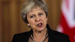 May lässt offenbar Nofallplan für Neuwahlen ausarbeiten
