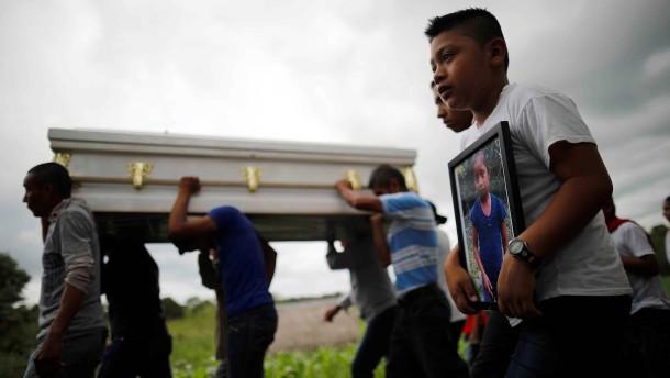 Zweites Kind aus Guatemala stirbt in Gewahrsam