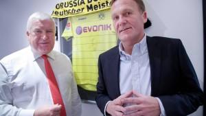 Borussia Dortmund baut an seiner Zukunft