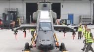 Waffenindustrie wittert Neugeschäft