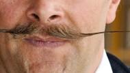 Der Schnurrbart ist der neue Vollbart