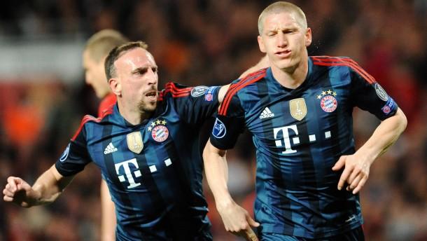 Warnschuss für den FC Bayern