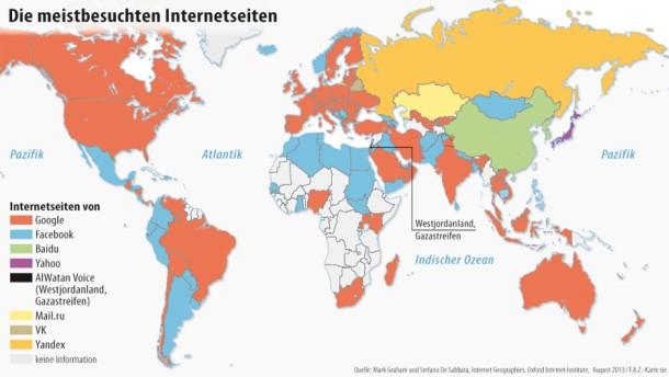 Die Internet-Weltordnung