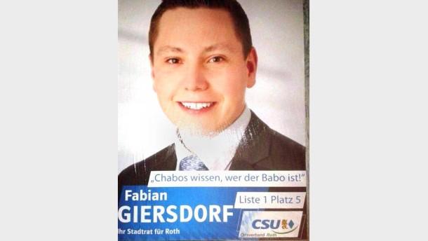 Chabos wissen, wer der Fabi ist