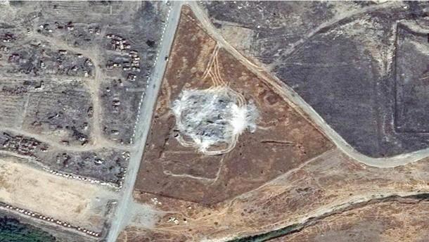 Der IS zerstört ein weiteres Kloster