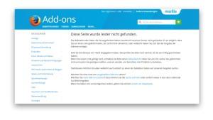 Mozilla löscht Web of Trust-Erweiterung
