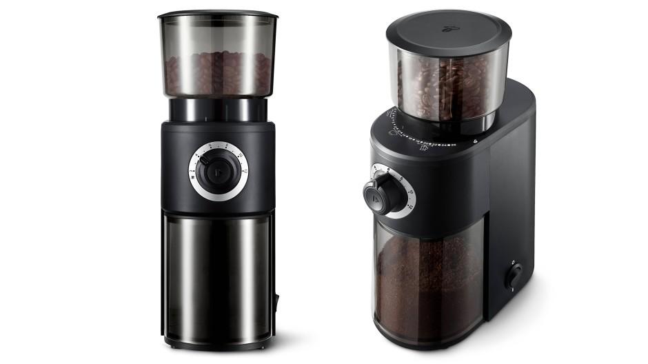 Kompakte Maße, kleiner Preis: Kaffeemühle von Tchibo