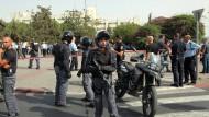 Israel fürchtet neue Terrorwelle