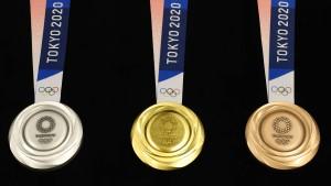 Aus Elektroschrott wird Olympiagold