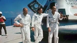 Amerikanischer Astronaut Michael Collins gestorben