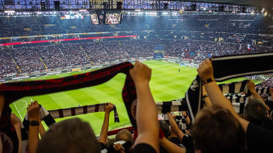 Beliebter denn je: Eintracht Frankfurt hat derzeit viele Rekorde zu vermelden.