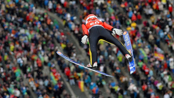 Der Skisprung-Tüftler
