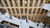 Akteur der Reform: Die Universitätsbibliothek, in diesem Fall in Halle an der Saale