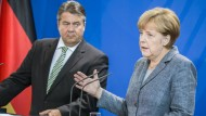 "Merkel fordert nationale Kraftanstrengung"""