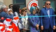 """""""Wir werden das niemals akzeptieren"""": Erdogan bei der Eröffnung der türkischen Botschaft in Mogadischu"""