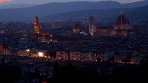 Ein Wochenende im malerischen Florenz