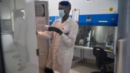 Starker Rückgang bei Neuinfektionen in Südafrika