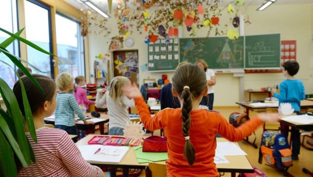 Für 555.000 Grundschulkinder fehlen Ganztagsplätze