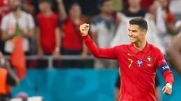 Ronaldo rettet Portugal