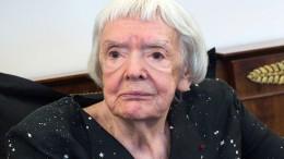 Menschenrechtlerin Ljudmila Alexejewa gestorben