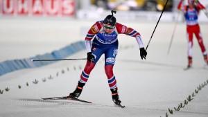 Deutsche Athletinnen laufen hinterher